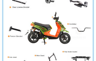 How to Choose Electric Scooter Parts?